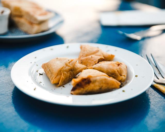 אוכל מרוקאי לחינה