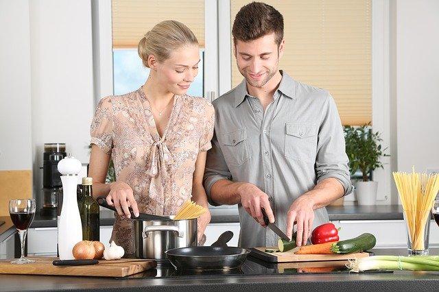 להעביר את הזמן בכיף במהלך הבישולים
